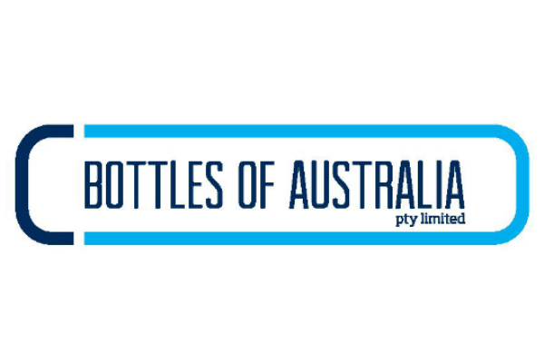 Bottles of Australia Logo