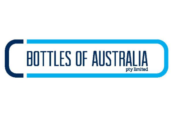 Bottles of Australia Logo