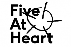 Five At Heart Logo