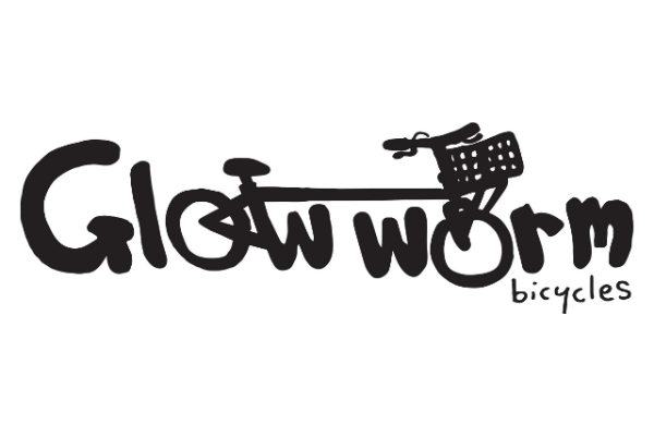 Glow Worm Bicycles Logo