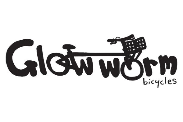 Glow Worm Bicycles Logo