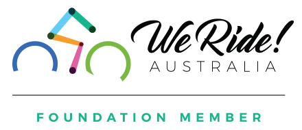 We Ride Foundation Member Horizontal Logo