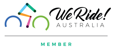 We Ride Member Horizontal Logo