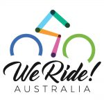 We Ride Vertical Logo