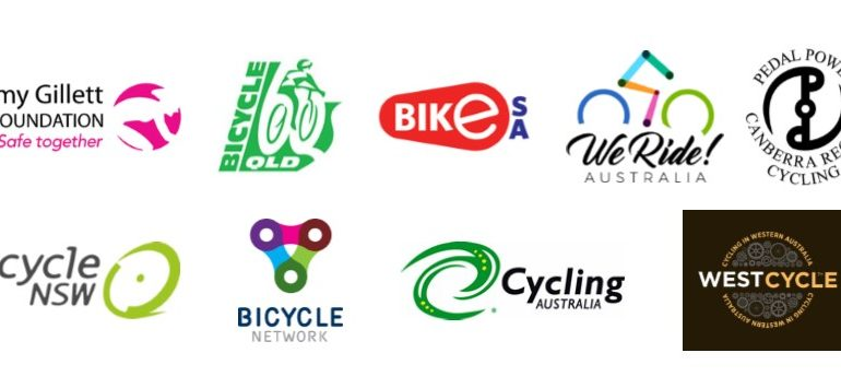 Australian bicycle organisations