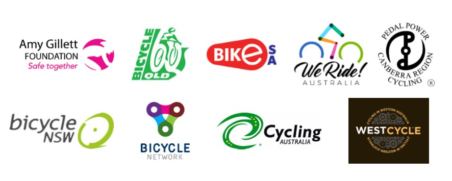 Australian bicycle organisations