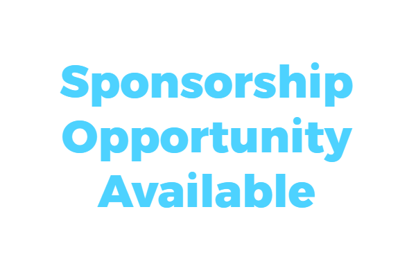 Sponsorship Opportunity Available